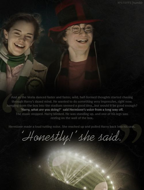 Harry And The Veela At The Quidditch World Cup Harry Potter Magical World Of Harry Potter Harry