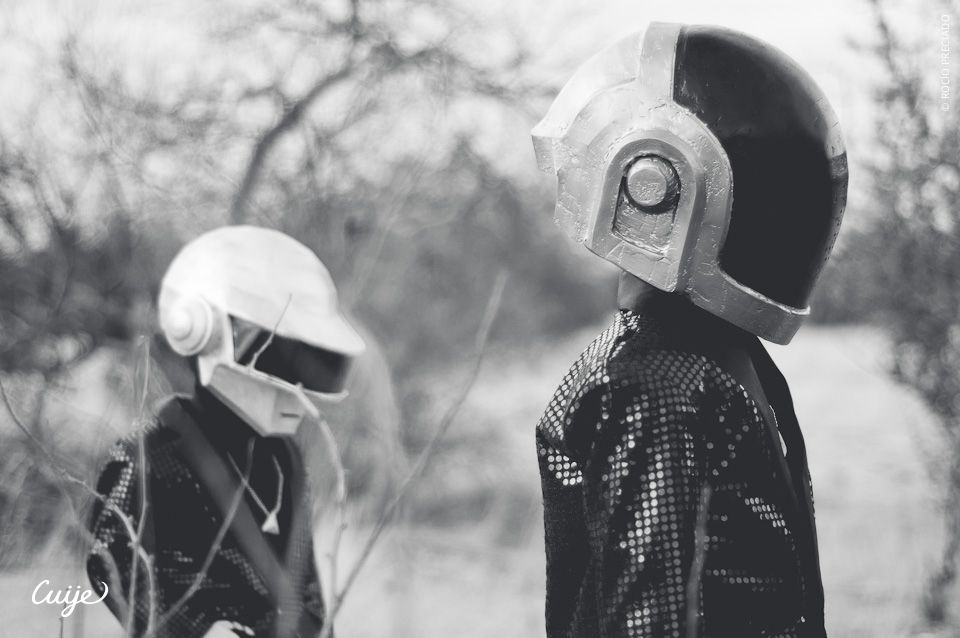 Lil' Daft Punk by Cuije Photo. Please visit our Facebook Page for more pictures: facebook.com/cuijephoto