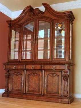 China Cabinet And Buffet By Ashley Furniture Casa Mollino Collection Ashley Furniture China Cabinet Ashley Furniture Dining