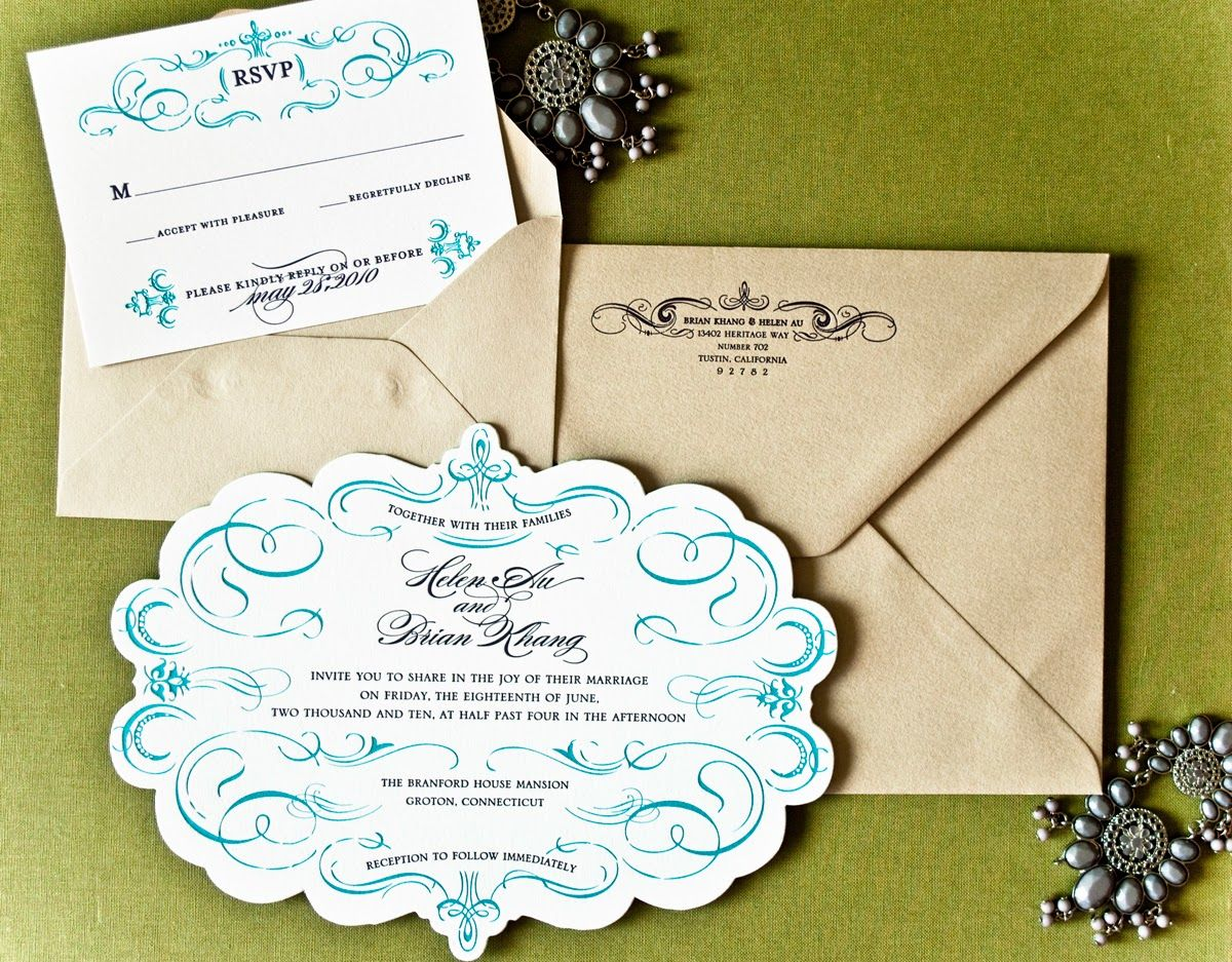 Nice Cheap Wedding Invitations | Invitations Card by ...