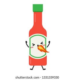 Hot Sauce Face Images Stock Photos Vectors Shutterstock In 2021 Cartoons Vector Vector Free Vector
