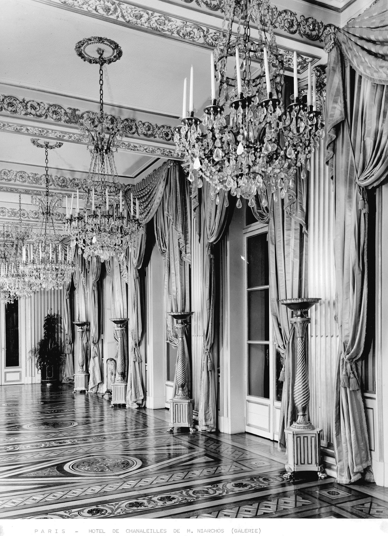 H tel de chanaleilles fin xviiie 2 rue de chanaleilles for Hotel design paris 8