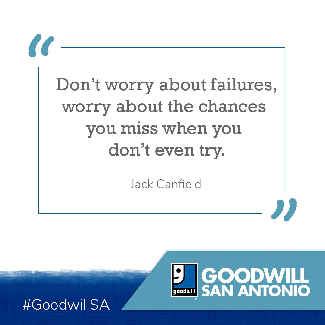The Goodwill San Antonio Good Careers Centers Is Here To Help You