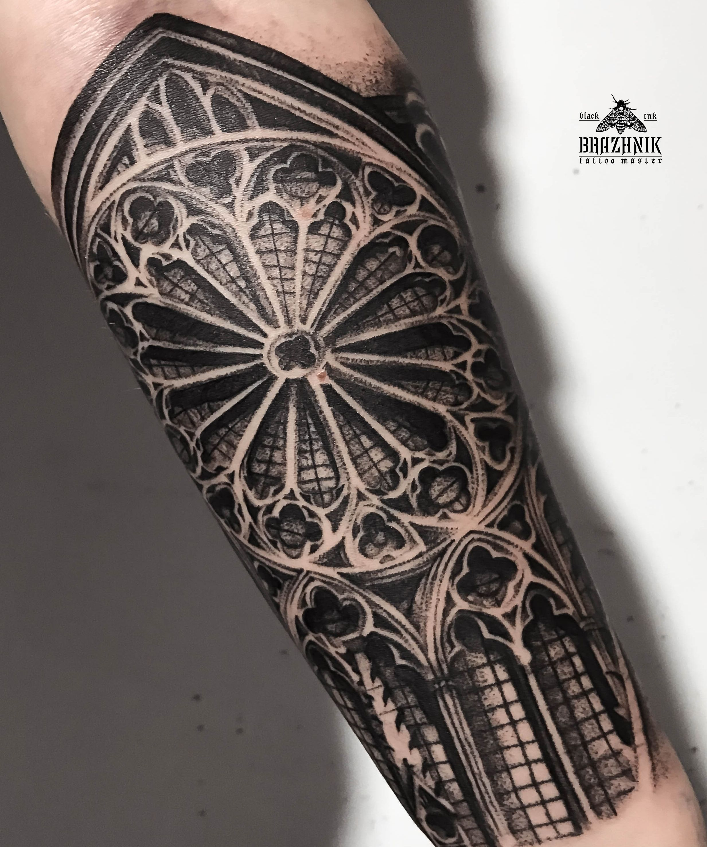 Cathedral Tattoo собор тату на руку Love Ink Me Tattoos Elbow