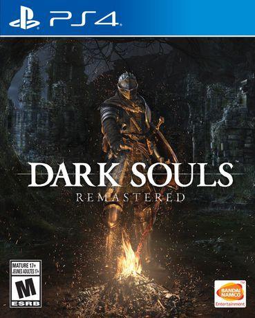 Namco Bandai Dark Souls Remastered Ps4 Dark Souls Soul Game