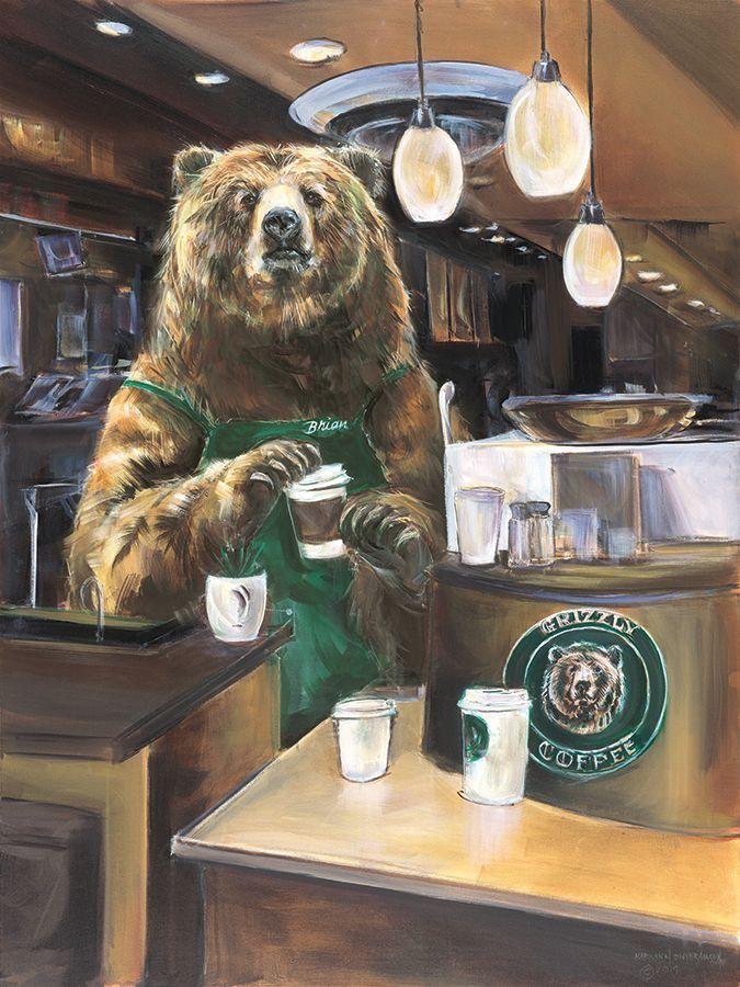 больше фото абой с рисунка медведь для кафе алексеевич выразил уверенность