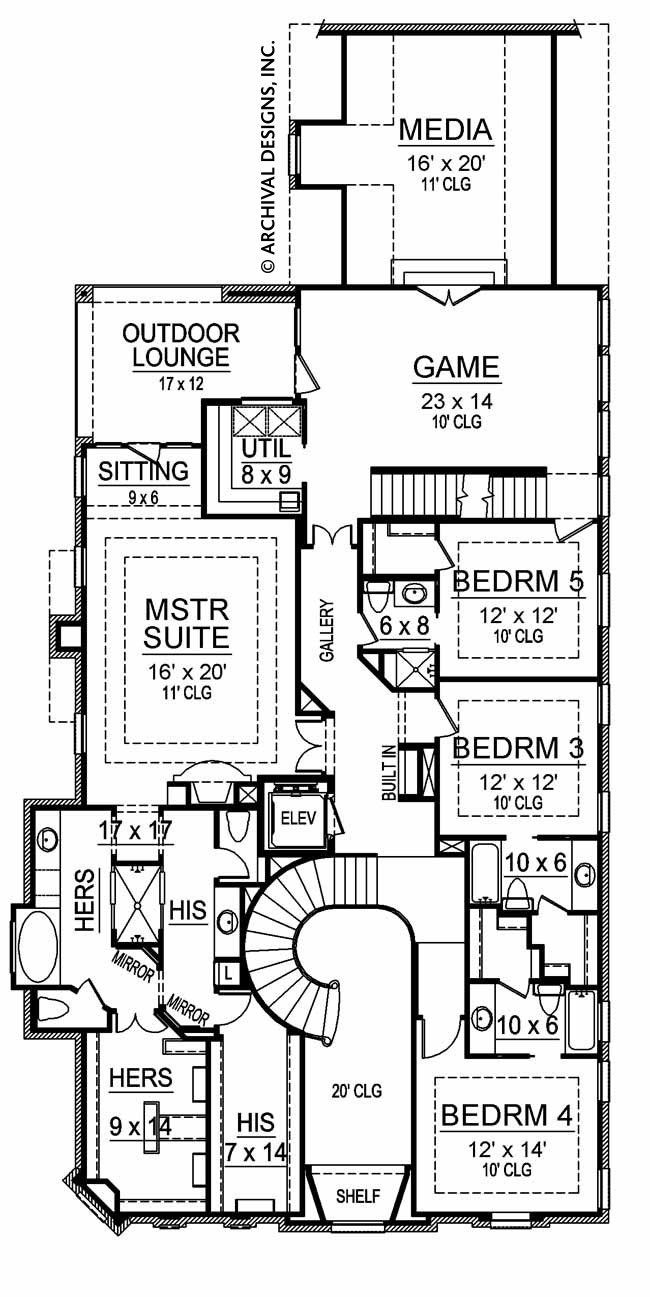 Best Pebble Creek Narrow Floor Plans European Floor Plans 640 x 480