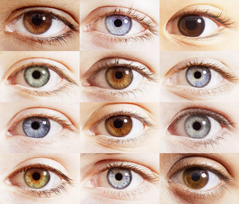 пресс-службе определить цвет глаз по фотографии акцент изысканность образу