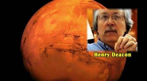Henry Deacon confirma que hay bases con humanos en marte.