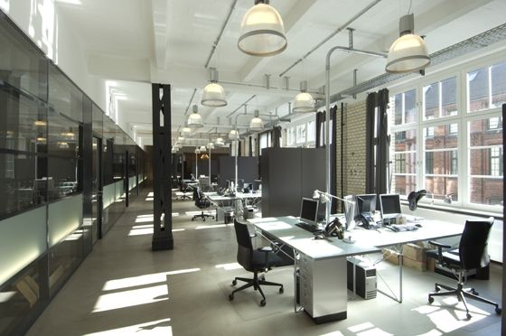 Like translucent strip on glass offices so not totally for Office design and productivity