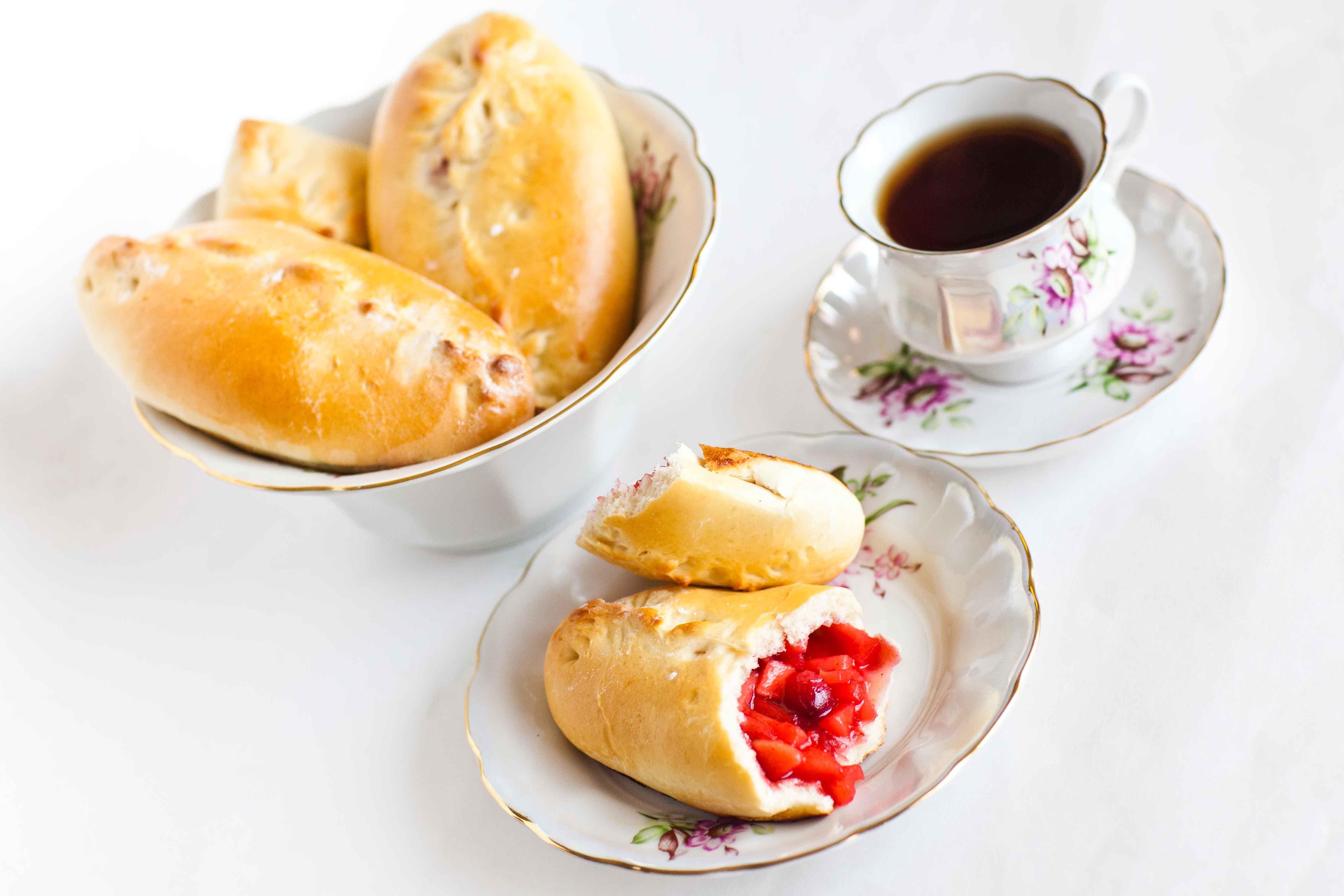 Tatyana S Everyday Food Piroshki