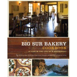 Since The Big Sur Bakery Cookbook arrived at my doorstep a few weeks ago, the pages have become increasingly crinkled and stained with unruly bits of batter. What a gem! The splendid photography …