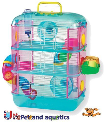 brand new best service new lower prices Pin by PanicOnA Thursday on Hamsters   Dwarf hamster cages ...