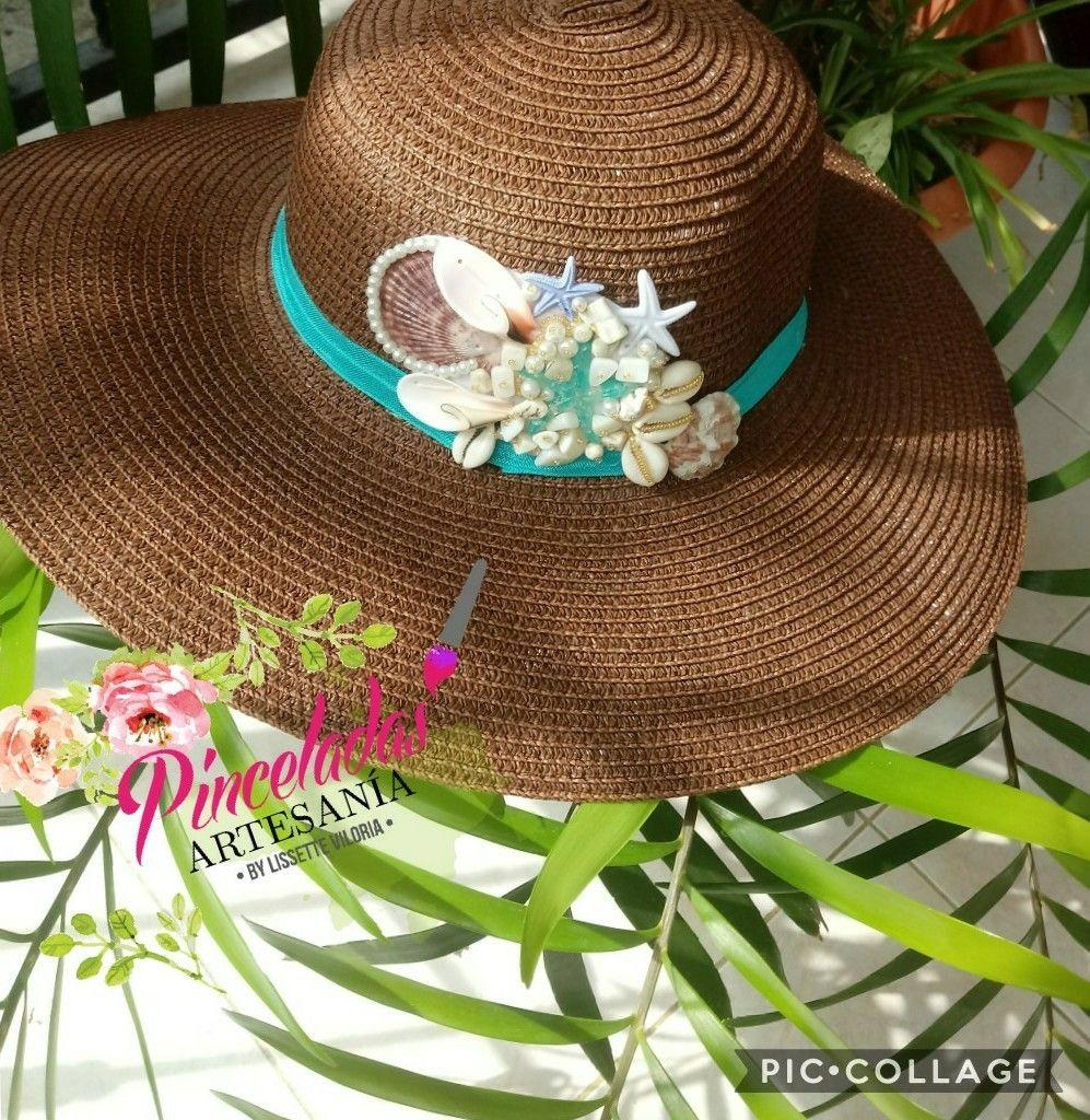 Pin On Sombreros Decorados