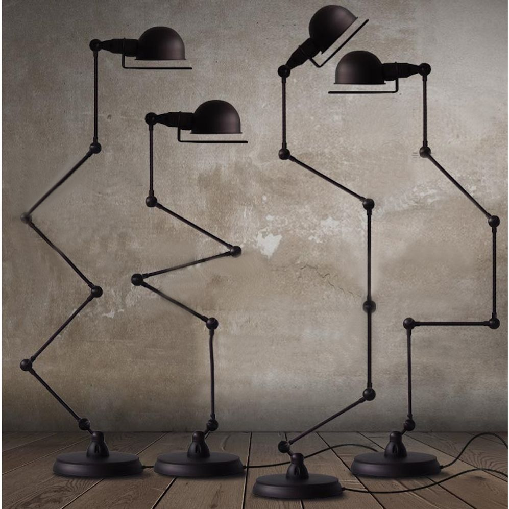Floor Lamps Marvelous Vintage Industrial Floor Lamp
