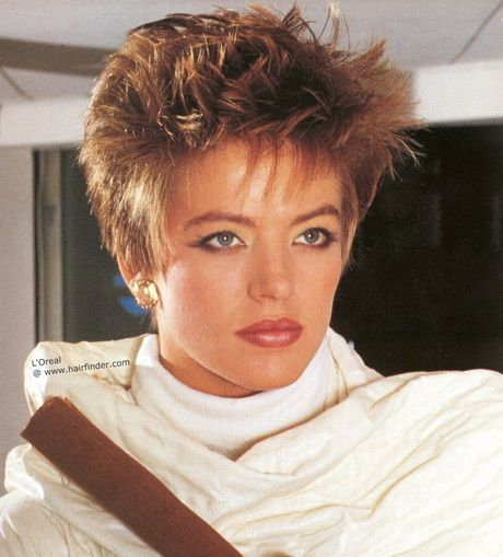 80s Short Hairstyles For Women 71 80s Short Hair 80s Hair Hair Styles