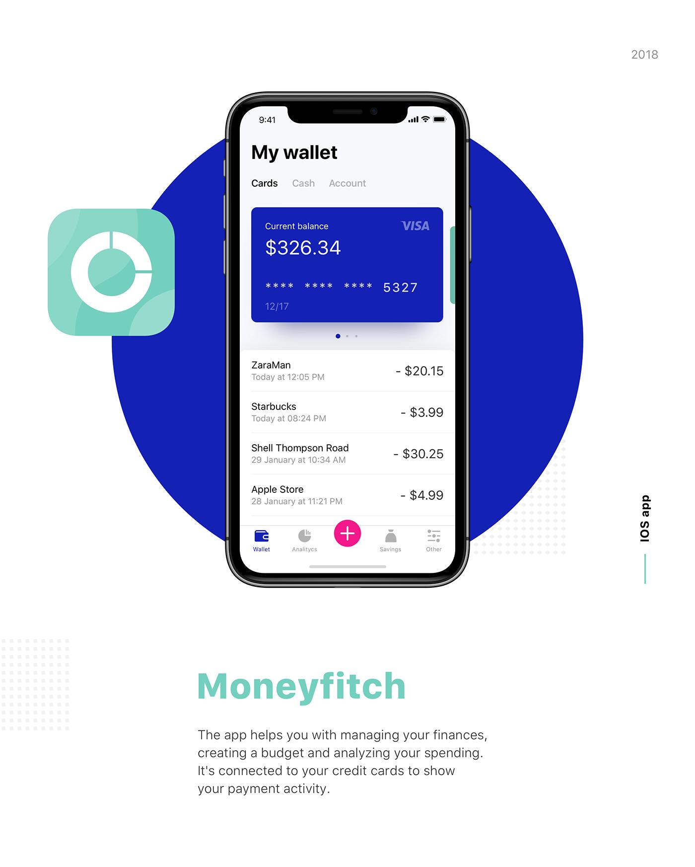 app wallet에 있는 핀