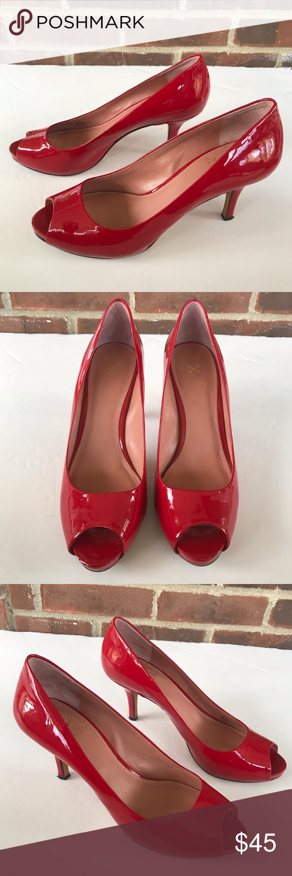 How to peep red wear toe heels forecast to wear in on every day in 2019