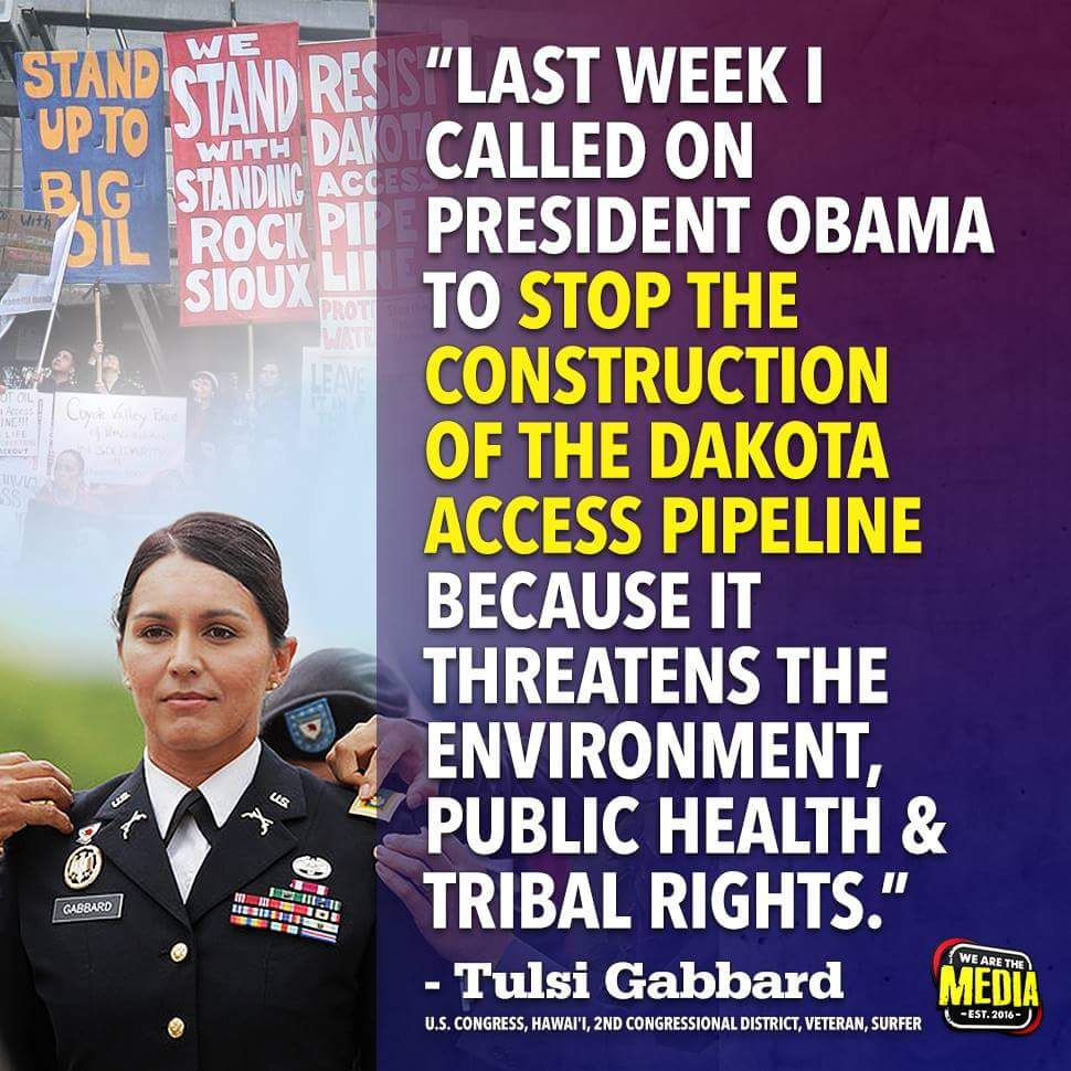 Thank you, Tulsi! We love you