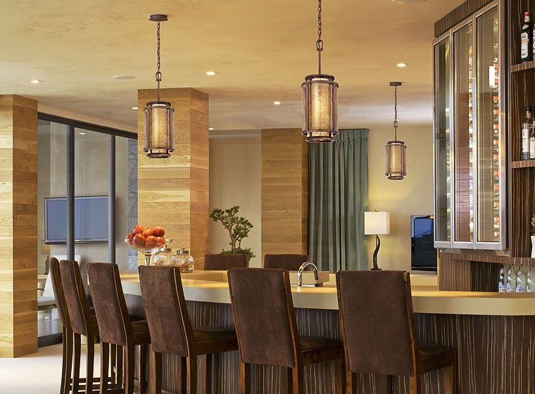 Copper Mountain Environment Shot By Troy Lighting Pendant 8 5x16 5