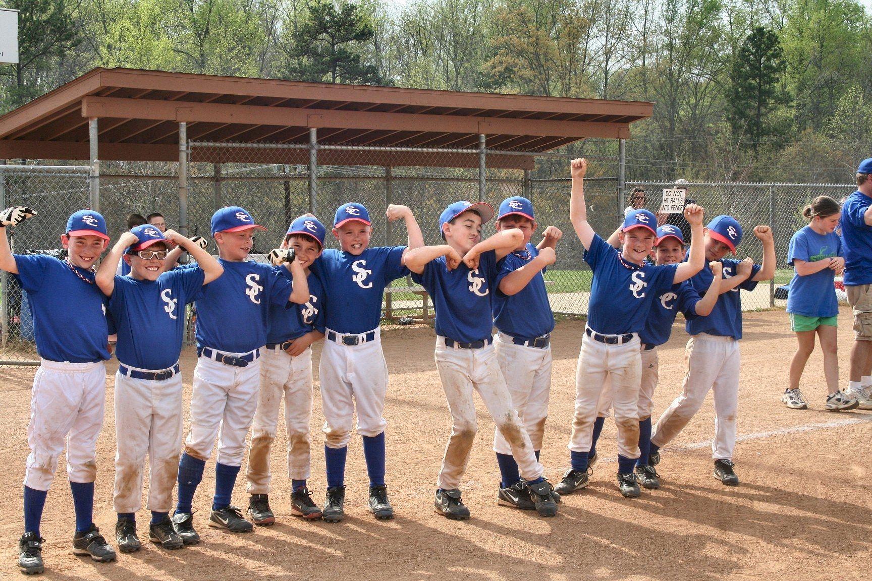 Steele Creek Little League Baseball Little League Baseball Little League Recreational Sports