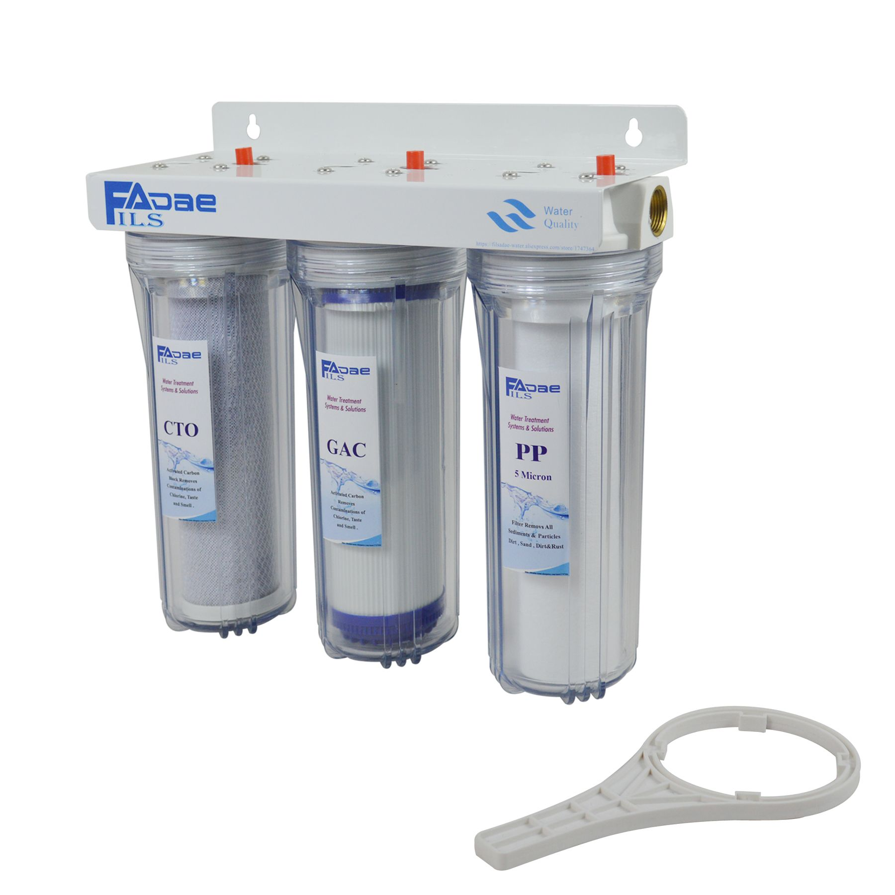 Pin By Filsadae Watertec On Under Sink Water Filtration Water Filtration System Water Filtration Water House