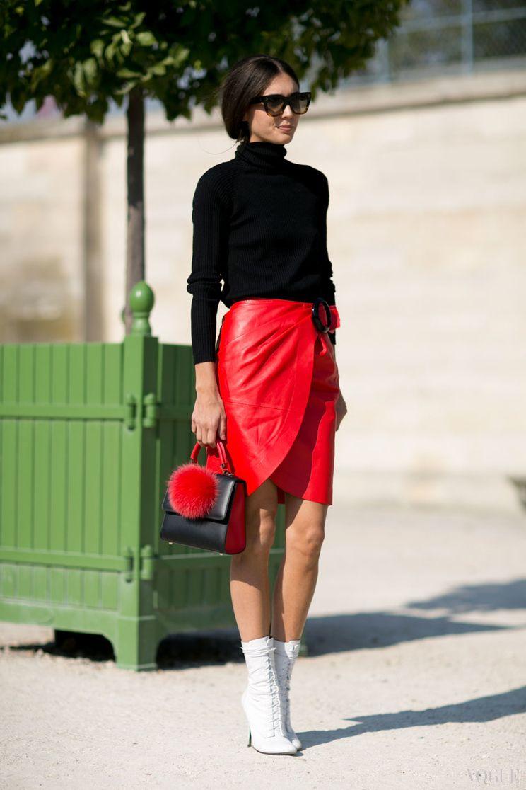 Streetstyle: Неделя моды в Париже