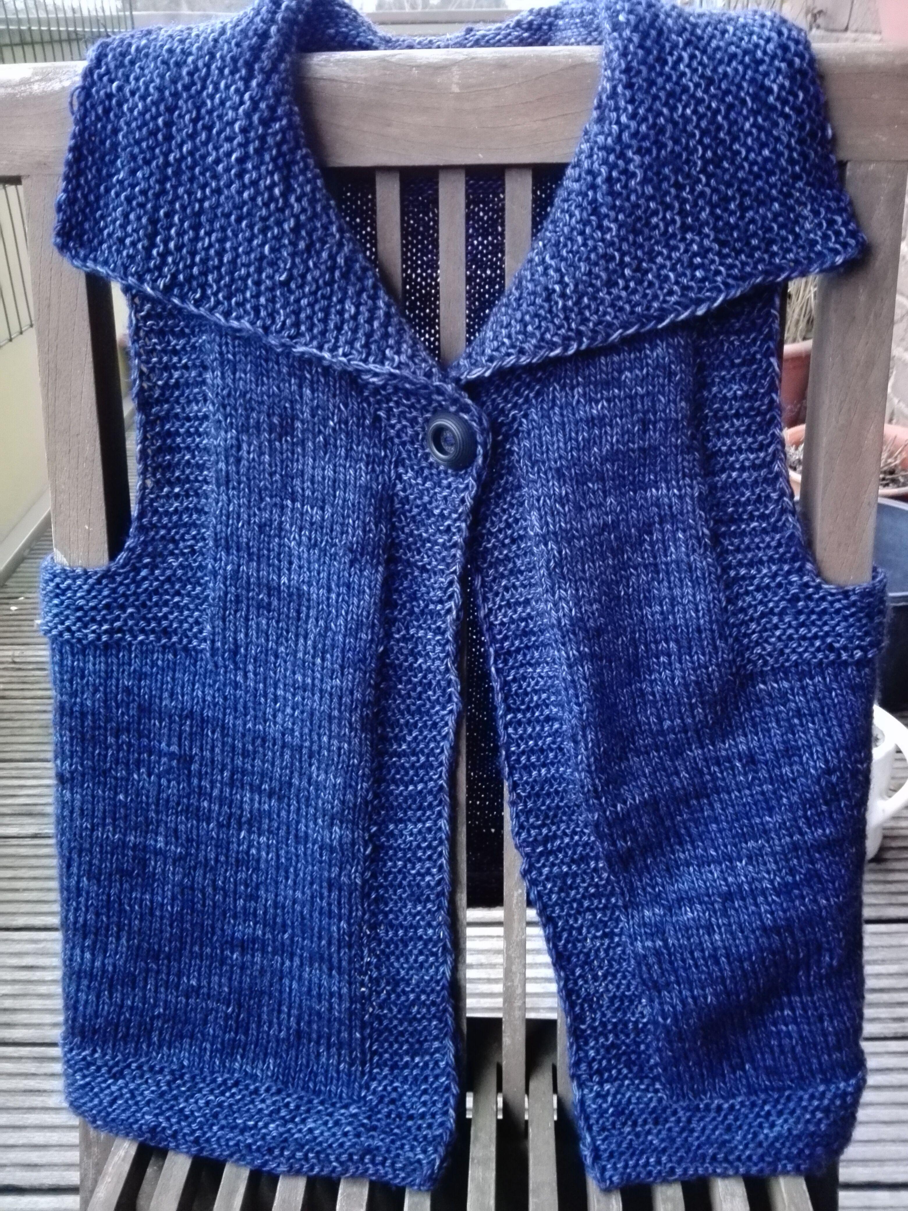 Jacken stricken und filzen