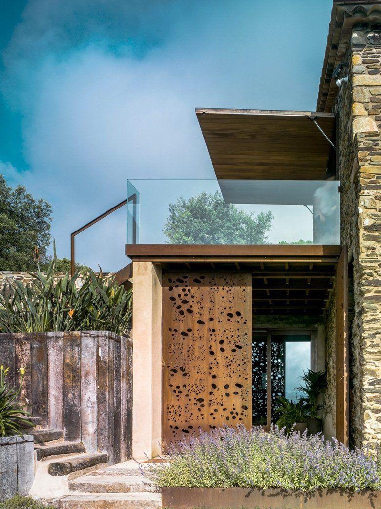 Zest architecture ristruttura un 39 antica fattoria catalana Idee architettura