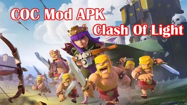 clash of lights mod apk download