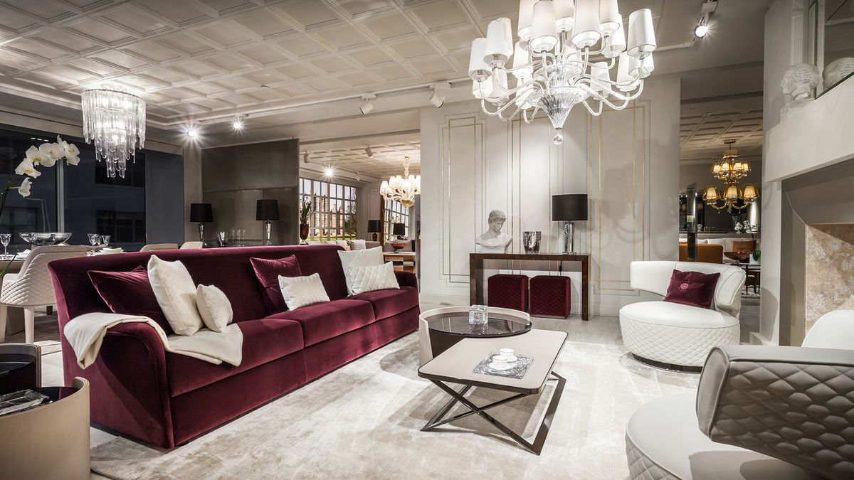 Bentley Drives Italian Furniture Line Into The Home