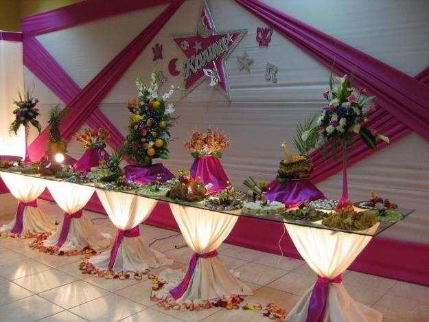 Arreglos florales para 15 a os modernos 15 a os for Decoracion quinceaneras modernos