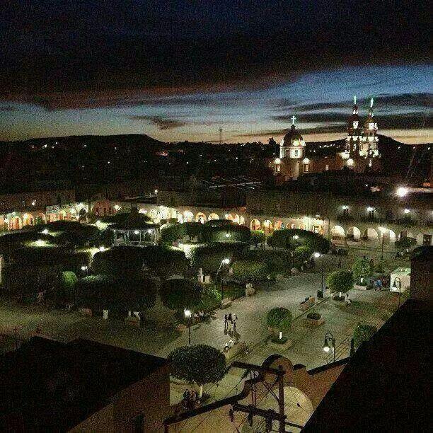 San Miguel de los Noches, California