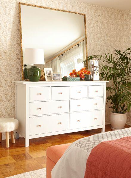 Simple Master Bedroom Decor Gray