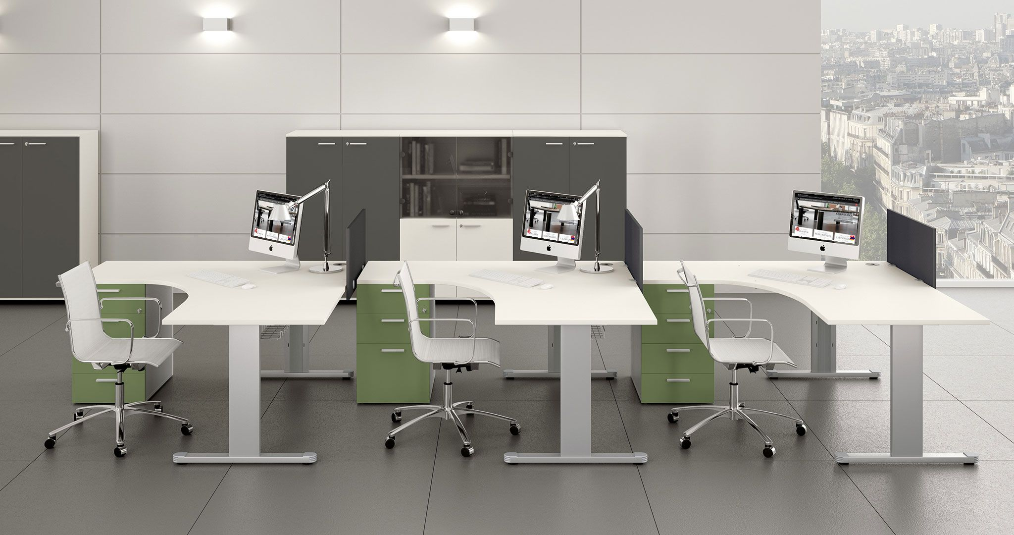 Pin auf Kea Büromöbel
