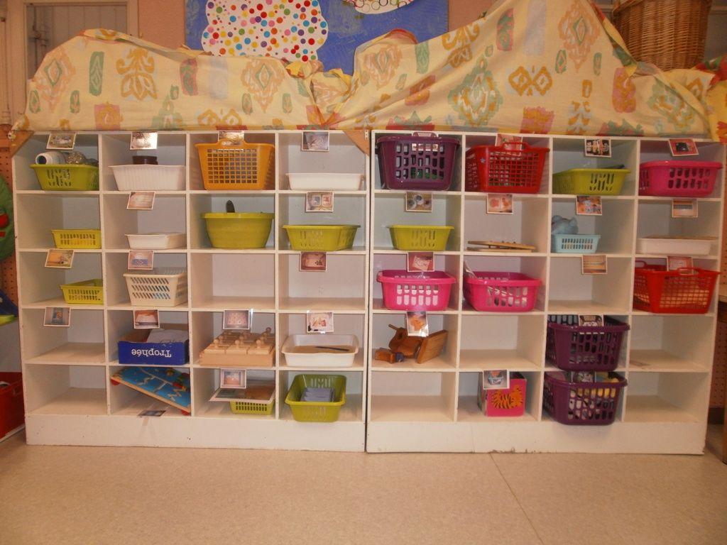 Organisation mat rielle pour les ateliers autonomes le meuble classe am nagement pinterest - Decoration classe petite section ...
