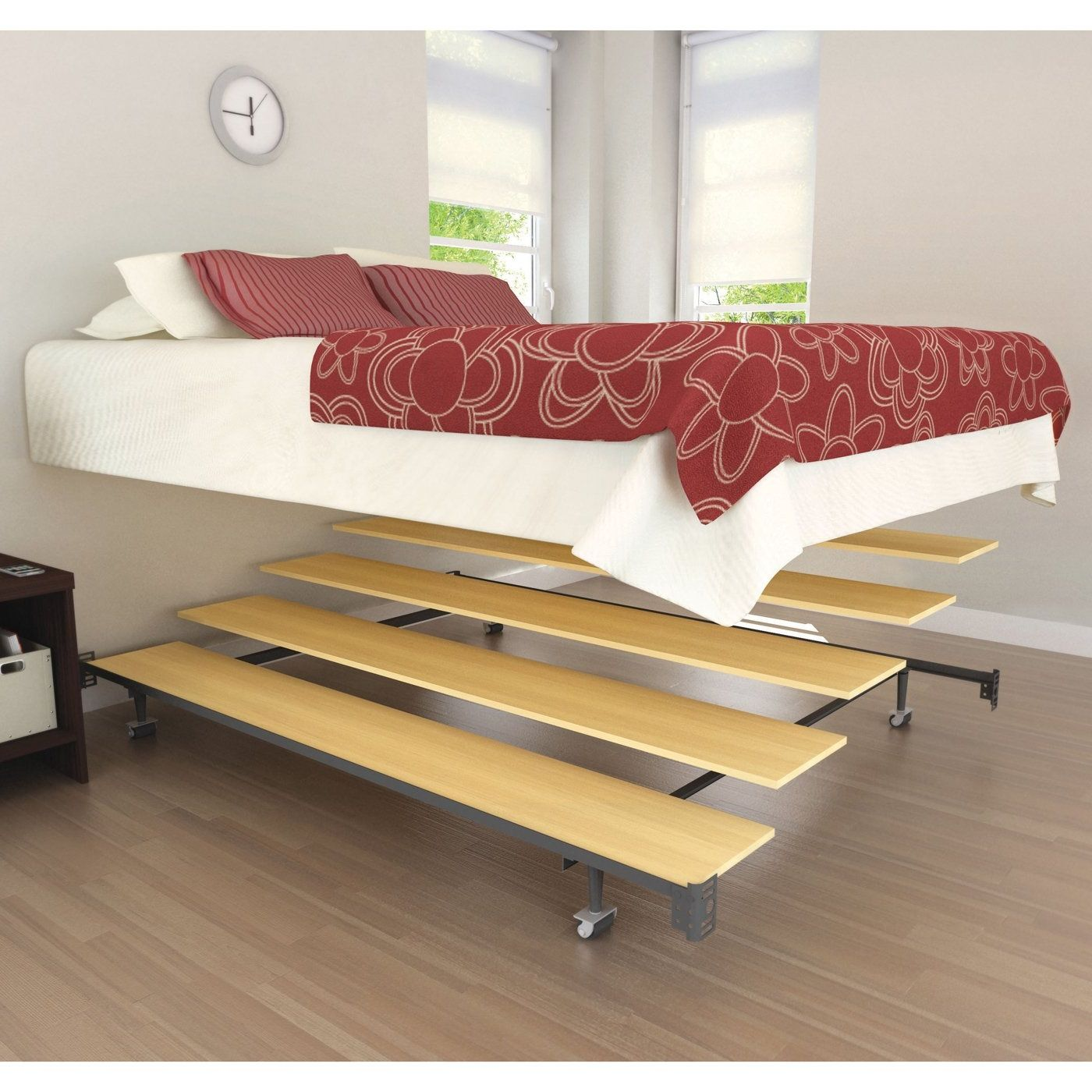 Amusing Cheap Full Size Bed Frames Cheap bed frame, Cool