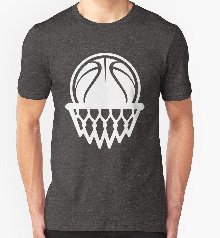 Basketball white color edition slim fit tshirt kaos