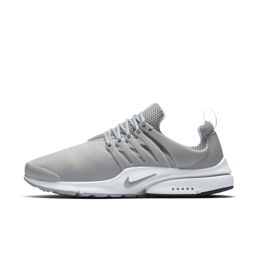 competitive price 39342 01081 Nike Air Presto Essential Men s Shoe Size 7 (Wolf Grey)