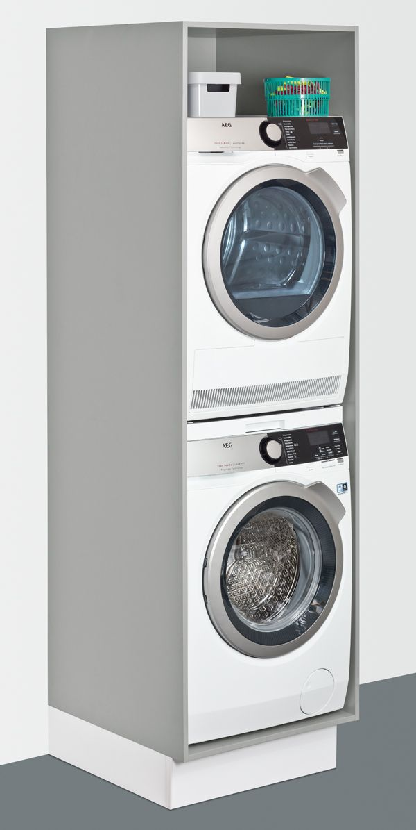 Hochschrank Fur Waschmaschine Und Trockner Hochschrank Fur