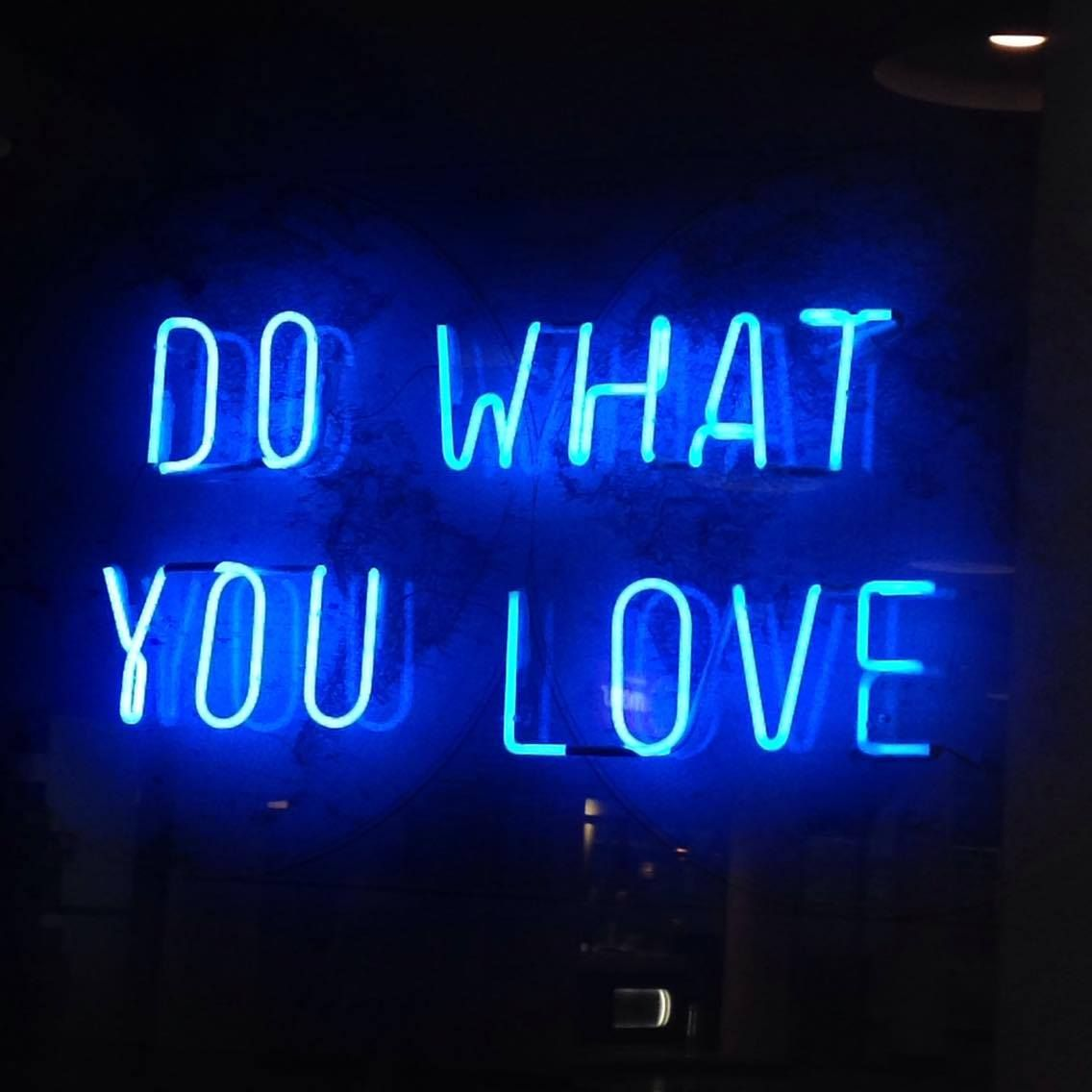Do What You Love Neon Neon Signs Neon Quotes Neon Check out this fantastic collection of neon wallpapers, with 59 neon background images for your desktop, phone or tablet. neon signs neon quotes neon
