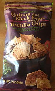 Trader Joe S Quinoa And Black Bean Infused Tortilla Chips