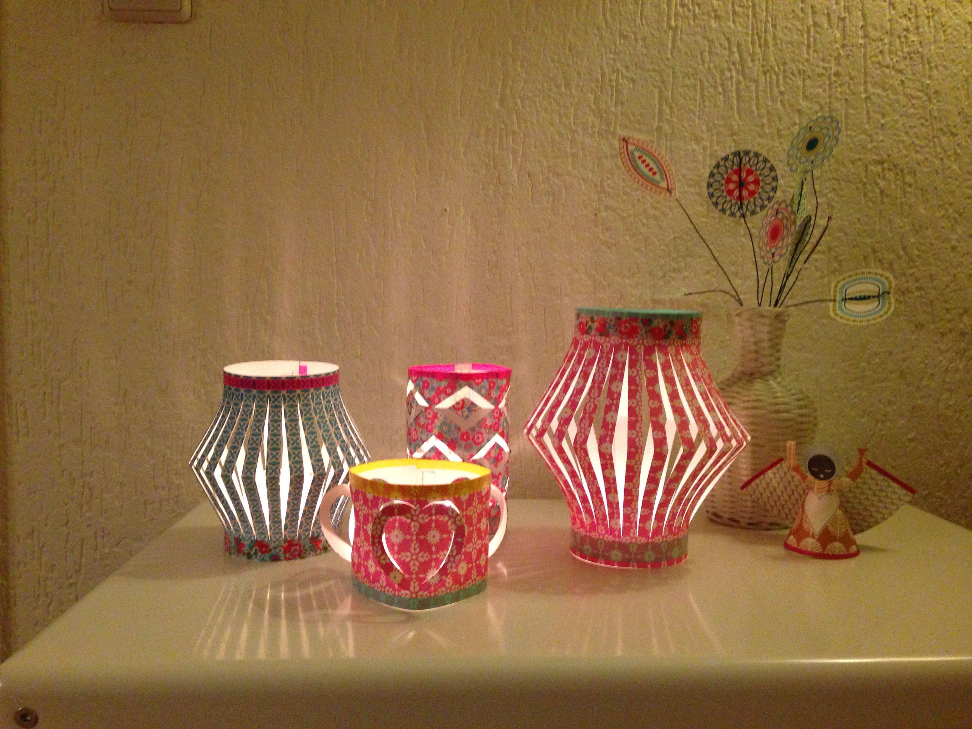 Diy Lampion Sint Maartenkids Craftspaper Lanternslightslanterns