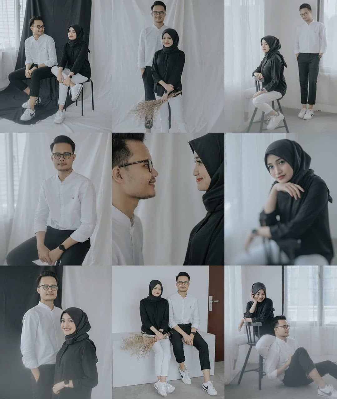 Ide Foto Prewedding Dengan Konsep Monokromatik Foto Perkawinan Fotografi Tunangan Fotografi Pengantin