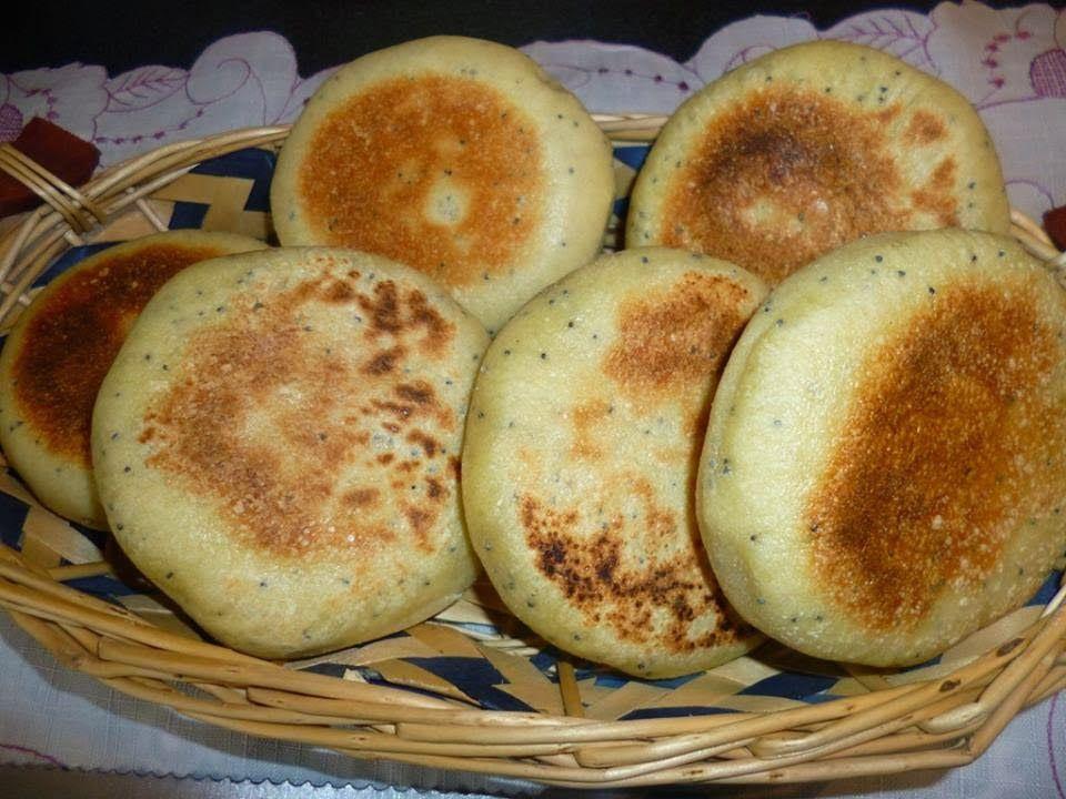 Pain Rapide Sans œufs Recette Tunisienne Recettes Cooking