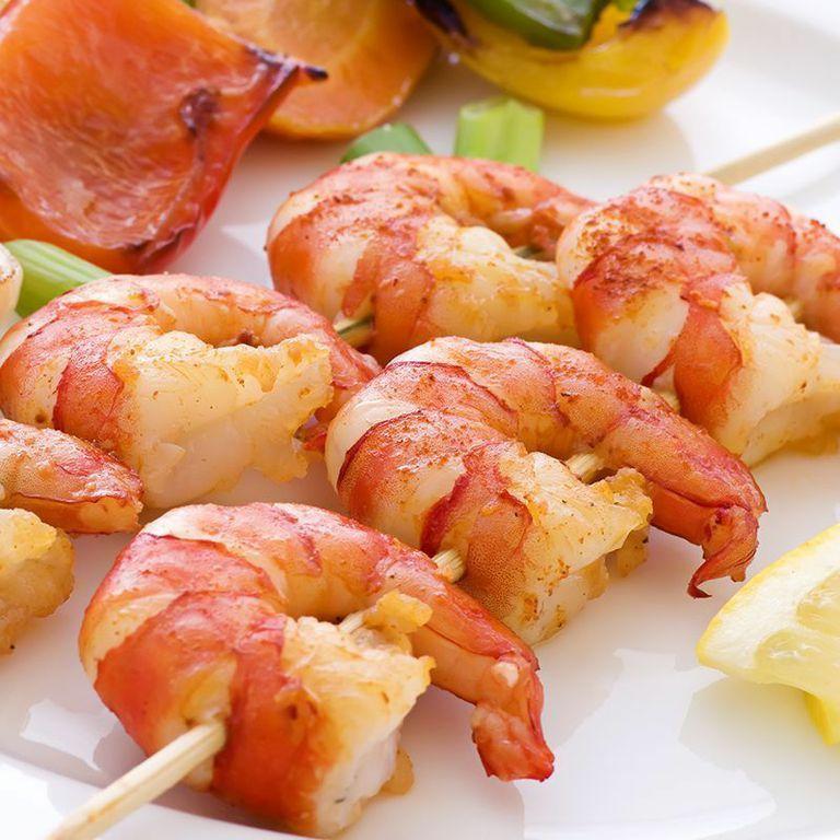 Paprika, thyme, oregano, garlic powder, salt, pepper, cayenne pepper for Cajun Shrimp! #MardiGras