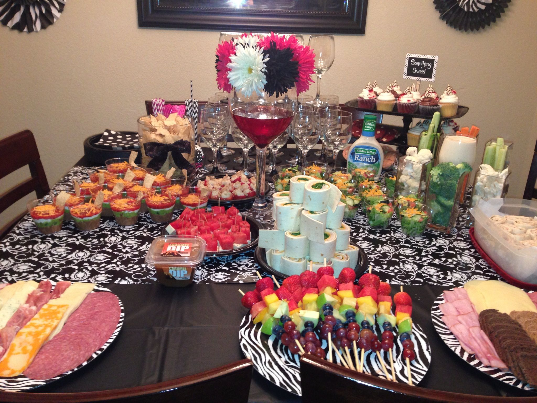 girls night in party! | kaffy's wedding! | pinterest | girls night