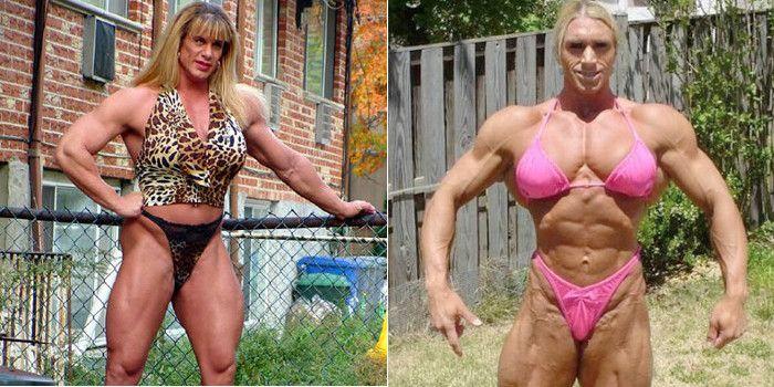 That interrupt female bodybuilder piss pics apologise, but