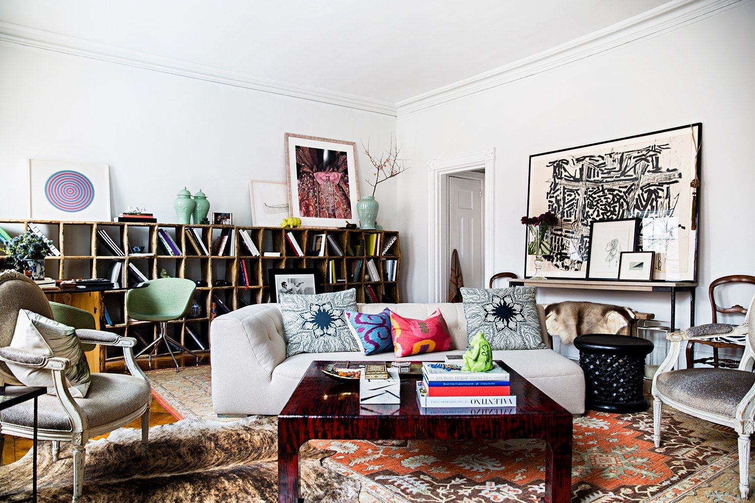 Studio reed jonathan reed s spare crafted interior design - Look Inside Robert Duffy S Historic Manhattan Townhouse Architectural Digest Townhouse And Manhattan