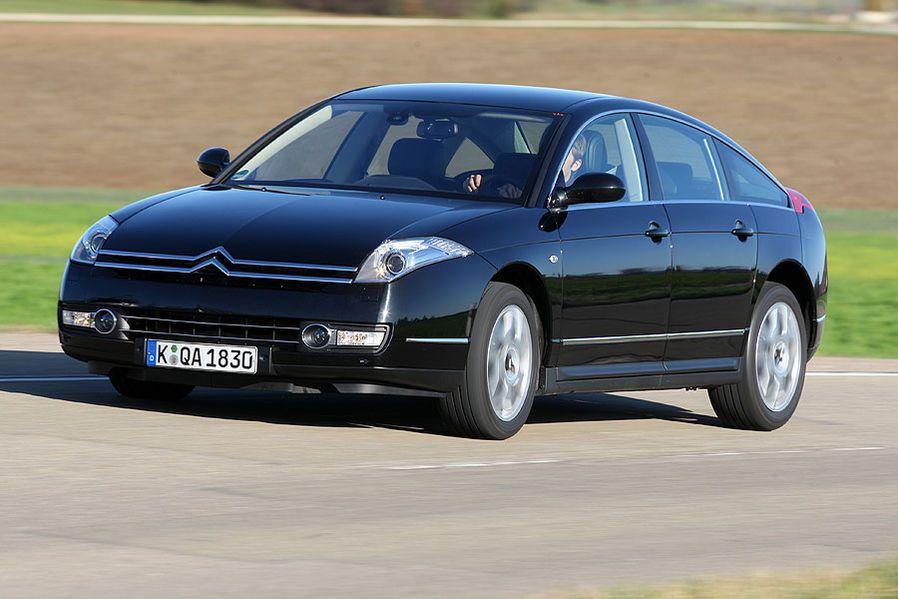 Citroen C6 eingestellt: Frankreichs Oberklasse-Abschied | Cars
